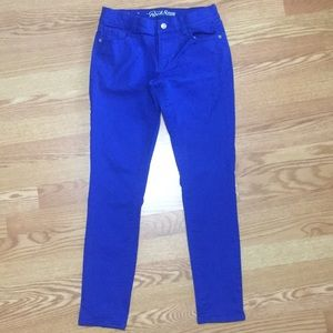 """Old Navy """"The Rock Star"""" Jeans Size 8 NWOT"""